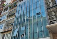 Cho thuê nhà phố Nguyễn Hoàng Mỹ Đình 100m2 7T 1H MT 6m thông sàn thang máy nhà mới full PCCC 90tr