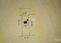Ô tô tránh vào nhà - KD- bán đất Ngọc Hồi, Thanh Trì, DT 78m2 , MT 5m, giá nhỉnh 60tr/m2