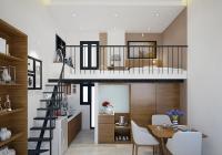 Cho thuê gấp căn nhà đẹp nhất tại phố Vĩnh Phúc DT 45m2 x 5T, giá 12tr/th