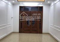 Bán nhà mặt ngõ 20 Hồ Tùng Mậu, Phạm Hùng 38m2 * 5T, xây mới, tặng full nội thất. Giá 3,6 tỷ
