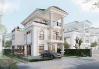 Chính chủ cần bán căn biệt thự song lập vị trí đẹp, giá đầu tư, thuộc khu C dự án Xanh Villas