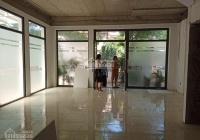 Cho thuê căn biệt thự KĐT Dương Nội 171m2, mặt tiền 9m hoàn thiện cơ bản 3 tầng giá chỉ 13tr/ tháng