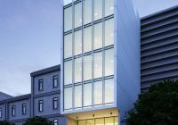 Bán toà nhà 15p giá 80 tỷ tại P15, Q10 khu cư xá Bắc Hải