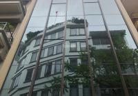 Cho thuê nhà Giải Phóng 110m2 x 6 tầng 6.5m MT nhà đẹp thông sàn thang máy full ĐH LH 0866936198