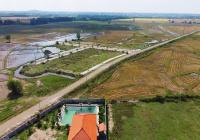Cần bán lô đất DT 140m2 ngang 7m, sổ đỏ thổ cư X. Tân Hưng - TP Bà Rịa, chính chủ giá tốt nhất