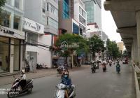 Bán nhà mặt phố Xuân Thủy, Cầu Giấy, 40m2, 2 tầng, vỉa hè, kinh doanh, đoạn đẹp nhất, giá 12.8 tỷ