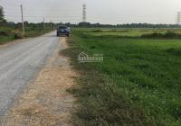 Bán đất mặt tiền Mương, DT 500m2 gần Nguyễn Thị Nê, xã Phú Hòa Đông, giá chỉ 700tr