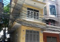 Nhà ngõ 120 phố Trần Cung, DT 52m2 x 4 tầng có nội thất, căn góc, ngõ rộng ô tô đi lại