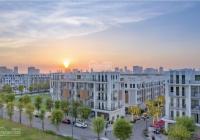 Chính chủ cần bán nhanh căn liền kề shophouse block 8 The Manor Central Park Hoàng Mai, 0961668985