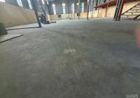 Nhà xưởng khu vực Mỹ Đình, Cầu Diễn cách đường Trần Hữu Dực 100m cần cho thuê