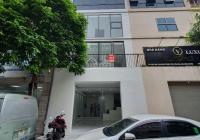 Cho thuê nhà liền kề khu A10 Nguyễn Chánh, Cầu Giấy, 75m2*4 tầng, thang máy thông sàn, giá 48 triệu