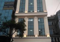 Bán nhà MP Triệu Việt Vương, KD đỉnh, vỉa hè cực rộng, DT 110m2 x 9T - thang máy - có hầm - 42 tỷ