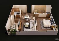 Bán căn hộ chung cư tầng 16, diện tích 50m2 tại 67 Trần Phú, Ba Đình