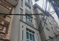Bán nhà Doãn Kế Thiện 70m2 x 8T thang máy lô góc - Ô tô - vỉa hè, giá nhỉnh 14 tỷ. LH 0353682222