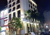 Cho thuê tòa khách sạn mặt phố Nguyễn Hoàng, DT 240m2, 8 nổi, 1 hầm 42 phòng. Giá 460 triệu/tháng