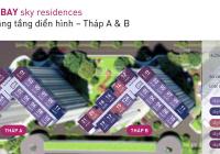 Bán căn hộ 60m2 Westbay, tầng đẹp ban công Đông Nam. Giá 1,8 tỷ bao phí, LH 0388494643