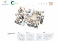 Bán căn hộ 58m2 Lake view nội khu, tầng trung, nhà mới nguyên bản giá 1tỷ6 bp, LH 0328920737 (Zalo)
