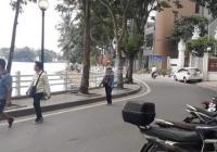 Bán nhà mặt phố Trích Sài, Tây Hồ, KD, ô tô, vỉa hè, 45m2*4T, MT 3.5m, giá 17 tỷ, LH 0986383826