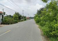 Bán gấp 260m2 đất MT TL6, xã Phú Mỹ Hưng, Củ Chi, có 215m2 thổ giá chỉ 1.9 tỷ