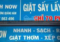 Nhượng cơ sở kinh doanh giặt sấy Đường Dương Quảng Hàm, Phường 5, Gò Vấp