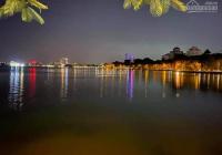 Bán mặt phố Hồ Tây - view hồ - ở sướng - vỉa hè - KD. DT 90m2, MT rộng giá chỉ 28 tỷ