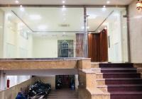 Cho thuê mặt bằng kinh doanh tầng 1 tòa nhà mặt phố số 15 Lê Văn Thiêm, mặt tiền 7.6m