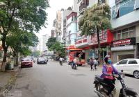 Bán nhà mặt phố Trần Quốc Hoàn 55m2, nhà 4 tầng, sổ đỏ chính chủ