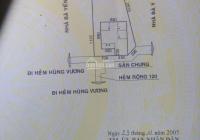 Gia đình cần bán gấp nhà hẻm diện tích 328 m2 đường Hùng Vương, Tp. Pleiku LH: 0902337197