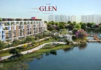98 căn Condovilla-The Glen, thiết kế 1 hầm 1 trệt 4 tầng lầu, sở hữu lâu dài. Trước nhận nhà TT 20%