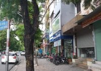 Bán nhà mặt phố Trần Quốc Hoàn, vỉa hè, kinh doanh đỉnh trung tâm Cầu Giấy