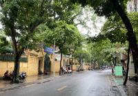 Phố Cửa Bắc, DT 61m2, kinh doanh, mặt tiền 5m, lô góc, trung tâm quận Ba Đình