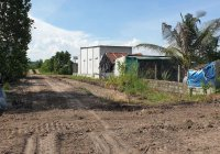 Bán đất nằm trên trục đường N2 ấp Lập Thành, xã Hoà Khánh Tây, huyện Đức Hoà Long An
