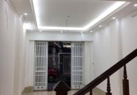 Bán nhà phân lô đẹp nhất phố Tân Mai, Hoàng Mai 65m2x4T giá 9,5 tỷ, ô tô vào nhà thoải mái