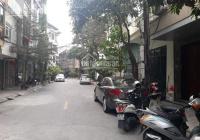 Bán nhà LK3 phố Quang Trung, Hà Đông 60m2, 4 tầng, ô tô tránh vỉa hè, giá 6 tỷ, SĐCC