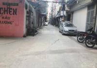 Bán đất mặt phố đường Chiến Thắng, Hà Đông, 65m2, MT 4m, C4, giá 12.5 tỷ, tiện KD. 0971085383