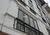Nhà 4 tầng, mặt ngõ 38m2 - 4pn, ngay cây xăng Xốm - Phú Lãm, giá nhỉnh 2 tỷ