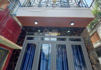 Chính chủ bán nhà 1 trệt 1 lầu, khu dân trí hẻm 3m thông thoáng 3,7 x 8m, đường Phan Văn Trị
