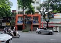 Bán toà nhà mặt phố Bà Triệu, Hoàn Kiếm vị trí đắc địa, 282m2, 10 tầng, mặt tiền 8,6m. 255 tỷ
