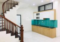 Nhà mới ở luôn Trương Định, Hoàng Mai, ô tô, 76m2, mới đẹp, giá 13,5 tỷ