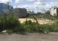 Bán thu vốn miếng đất 125m2 giá chốt 1 tỷ 300, sổ hồng riêng, ngay trung tâm thị trấn Đức Hòa