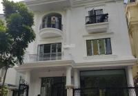 Cho thuê biệt thự Trung Hòa -(Sau Big C), 180m2, 4 tầng + 1 tum, có sân 40m2, giá 33 triệu/th