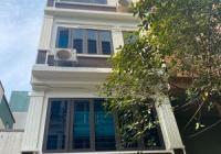 Cho thuê nhà ngõ 39 Hào Nam, Ô Chợ Dừa, Đống Đa 55m2 x 4T ngõ ô tô đỗ cửa, nhà full đồ