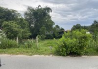 Nhà chuyển đi xa cần bán lô đất mặt tiền đường Trung Lập, 145m2, full thổ cư