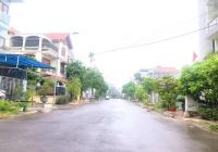 Bán 2 lô đất liền kề xây biệt thự mặt đường Nguyễn Đồn - Hải An. 0972889369