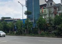 Bán đất mặt phố Nguyễn Hoàng, Mỹ Đình 2, DT 185m2 mặt tiền 9m. Lô góc 1 mặt phố 1 mặt ngõ