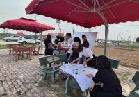 Cực hot, bán nhanh lô đất cực đẹp, còn lại duy nhất ở Cienco 5 Mê Linh. Liên hệ 0986466886
