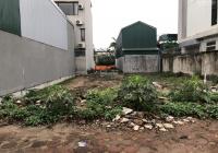 Bán 60m2 TĐC Trâu Quỳ, Gia Lâm, view vườn hoa