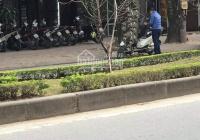 Mặt phố Nguyễn Hoàng, Nam Từ Liêm, lô góc, KD, vỉa hè, 90m*3T, MT 7.1m, giá 23.4 tỷ
