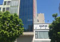 Bán nhà mặt phố Xuân Thủy, Cầu Giấy, toà nhà văn phòng. DT 75m2, 8 tầng, thang máy, MT 5.5m, 19 tỷ