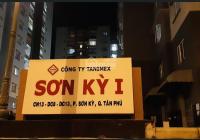 Chính chủ kẹt tiền bán gấp chung cư Sơn Kỳ 1 ngay đường DC8 giao CN13, Quận Tân Phú, 2 tỷ
